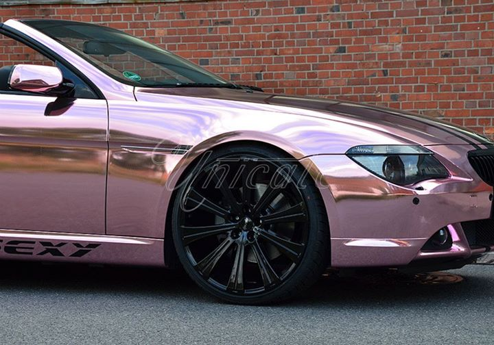 Champagne Pink Bmw 6 Series By Unicate Germany Autoevolution
