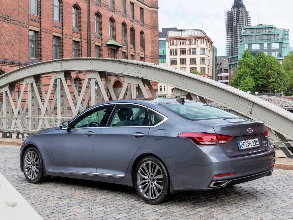 Attractive ... Hyundai Genesis ...