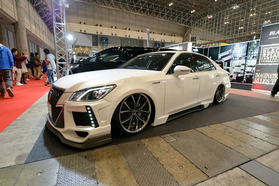 Check out all the toyotas at 2014 tokyo auto salon for 2014 tokyo auto salon