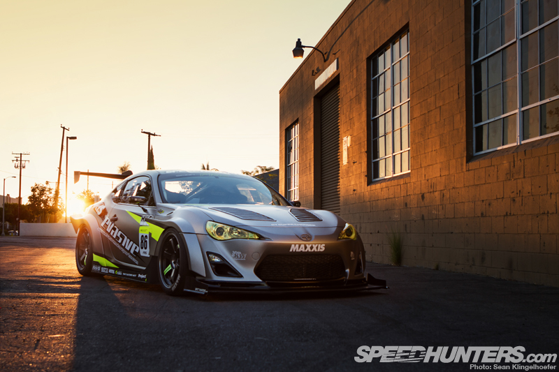 Check Out The Evasive Motorsports Scion Fr S Autoevolution