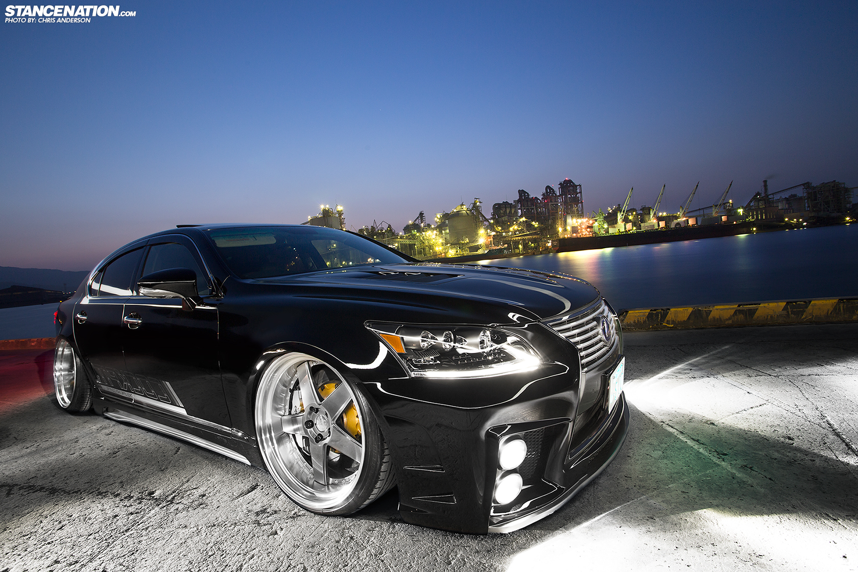 Check Out These Vip Lexus Ls 460 Twins Autoevolution
