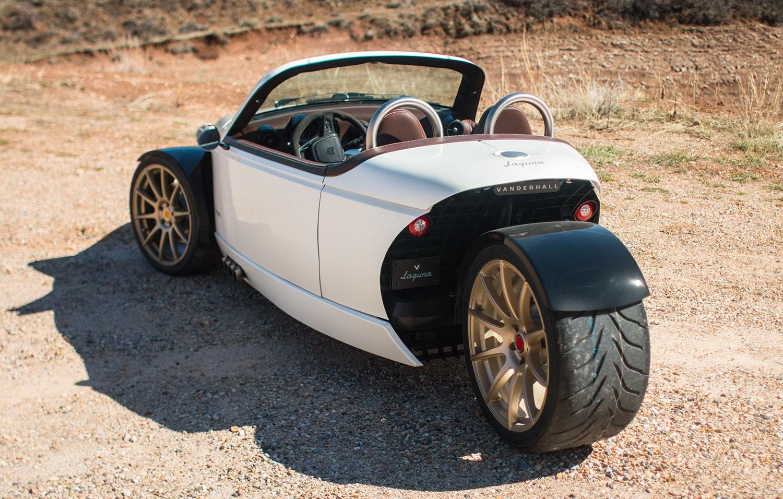 New Century Vw >> Check Out Vanderhall's New Laguna Three-Wheeler - autoevolution