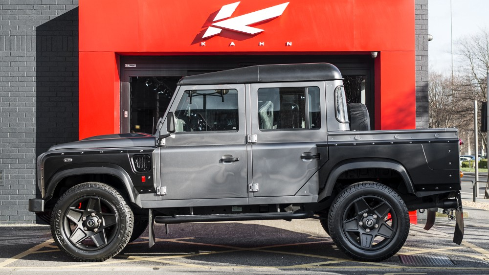 Chelsea Truck Company Tricks Out the Land Rover Defender ...