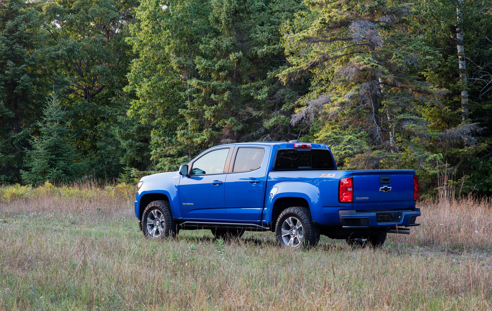 Chevrolet Adds RST, Z71 Trail Runner Models To Colorado ...