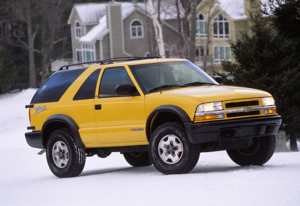 Chevrolet Blazer Rumored To Return In As Mid Size Crossover
