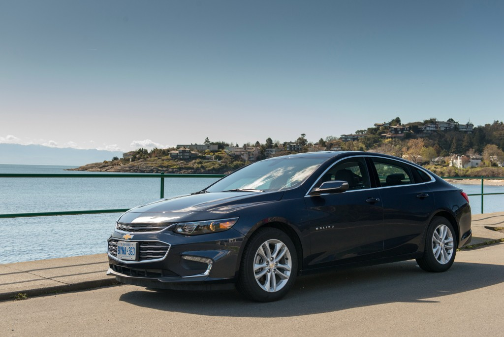 Chevrolet Brings Minor Updates To Malibu For My