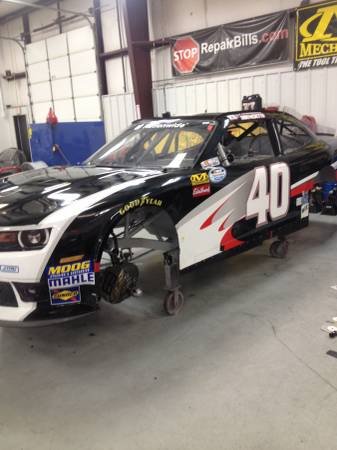 Chevrolet Camaro Nascar Nationwide Racecars For Sale On