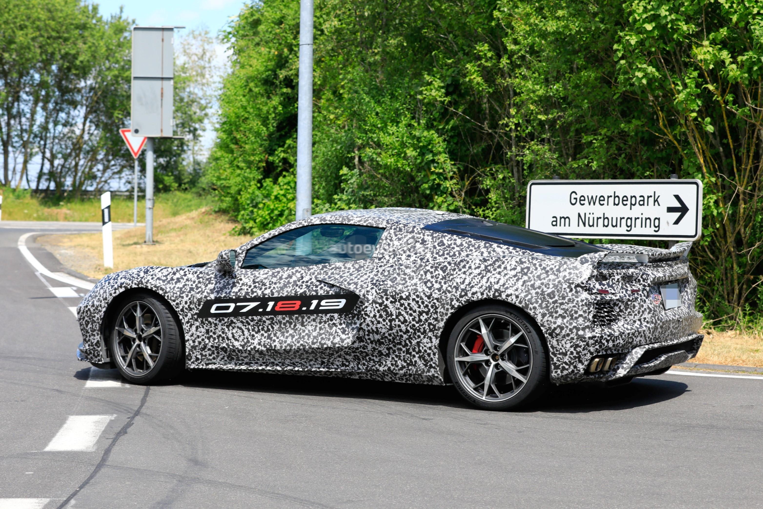 Chevrolet Confirms Stingray Nameplate For The 2020 Corvette