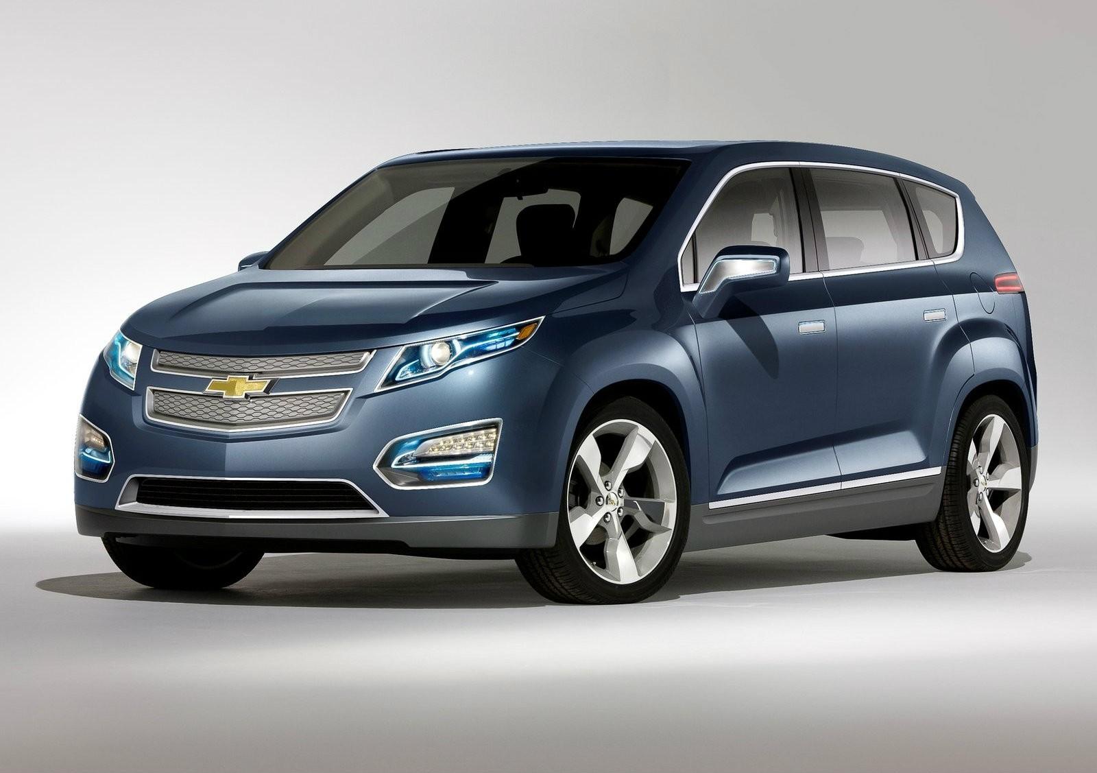 Chevrolet Crossvolt Trademark May Lead to a Plug-in Hybrid ...