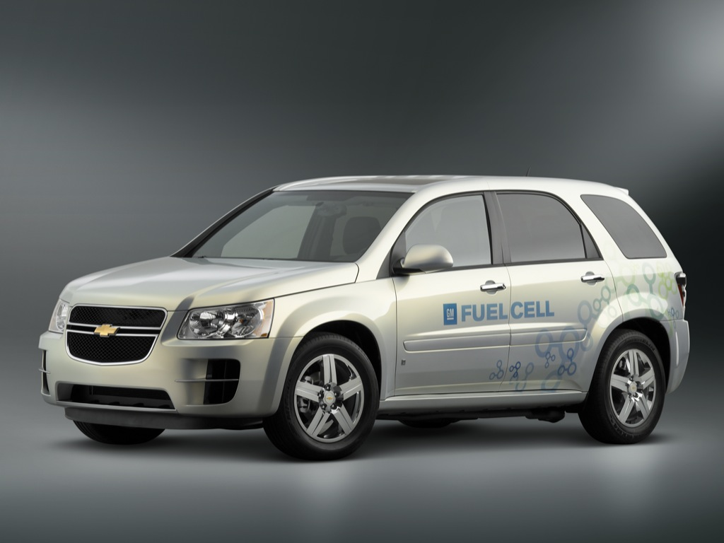 chevrolet equinox 500 000 miles 0 emissions autoevolution