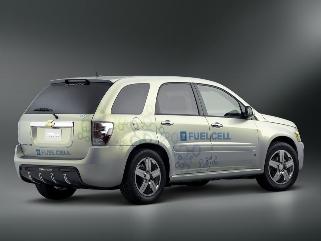 Chevrolet Equinox 500,000 Miles, 0 Emissions Autoevolution Chevy Equinox  Exterior Colors 2007 Chevrolet Equinox Fuel