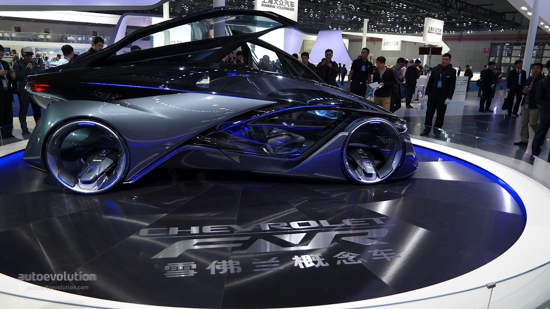 Chevrolet FNR Proves Alien Technology Exists On Earth ...