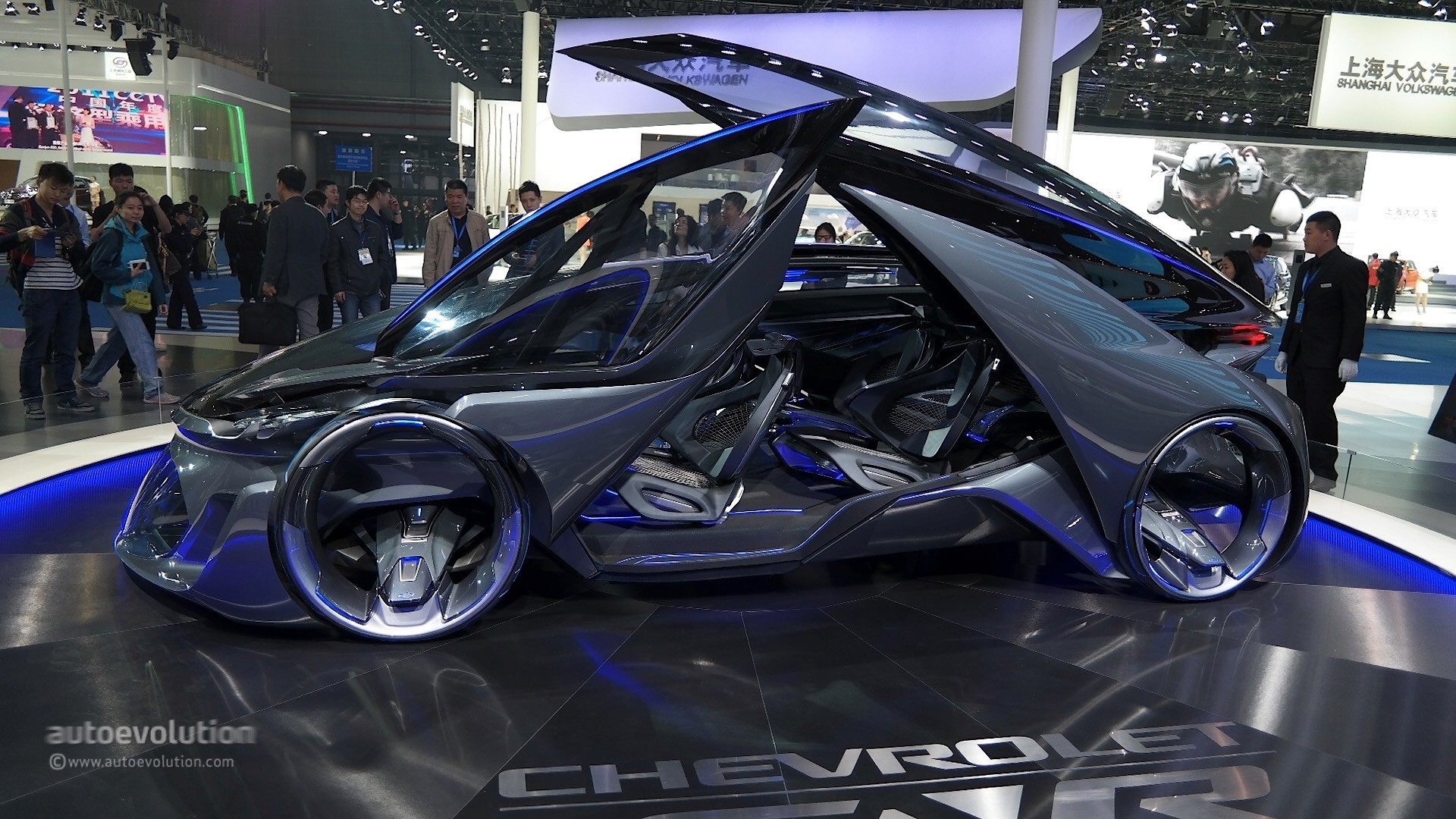Chevrolet Fnr Proves Alien Technology Exists On Earth Autoevolution