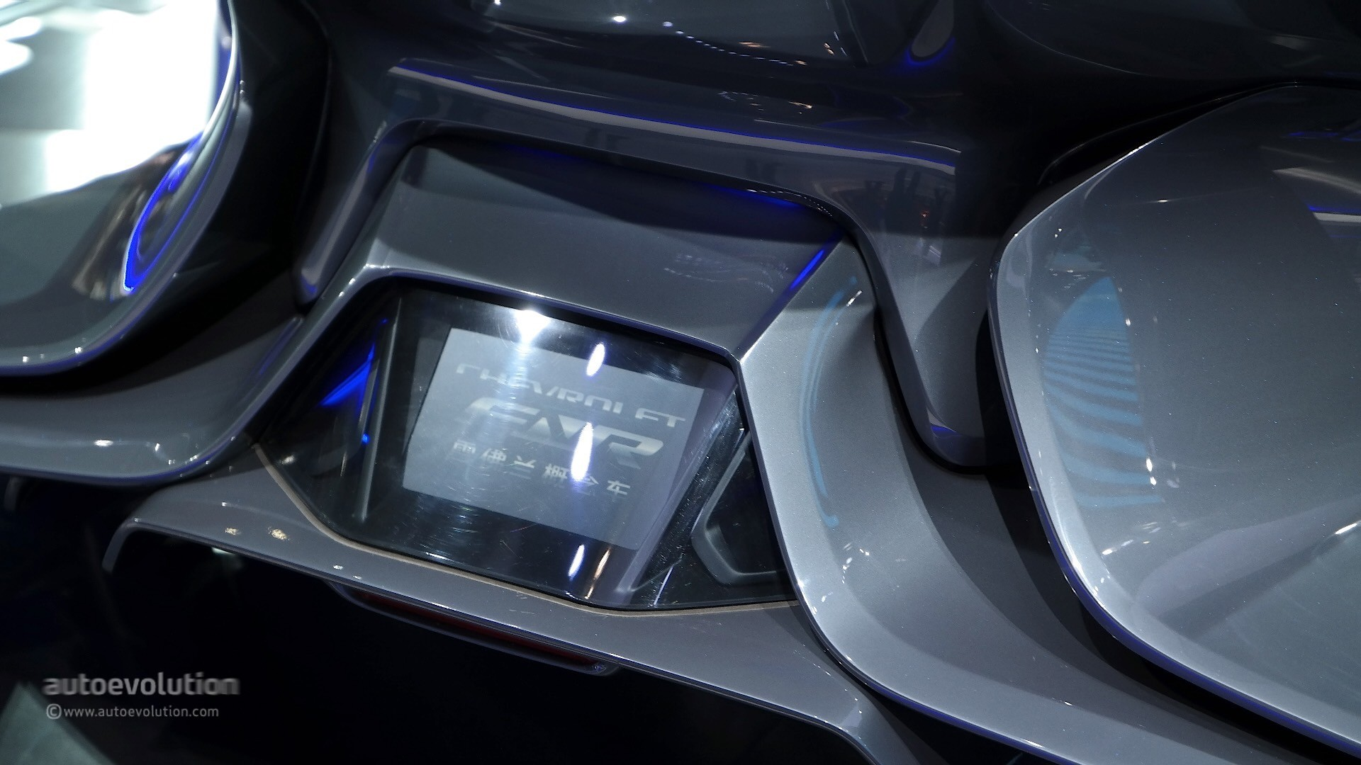 Chevrolet FNR Proves Alien Technology Exists On Earth
