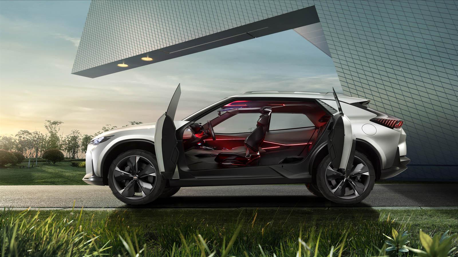 Chevrolet FNR-X Concept Debuts in Shanghai, Looks ...