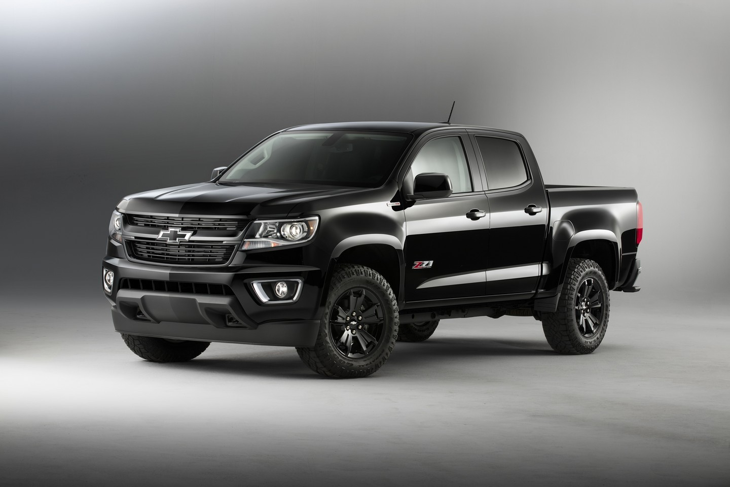 Ford Vs Chevy Trucks >> Chevrolet Launches Midnight Special Edition Versions For ...