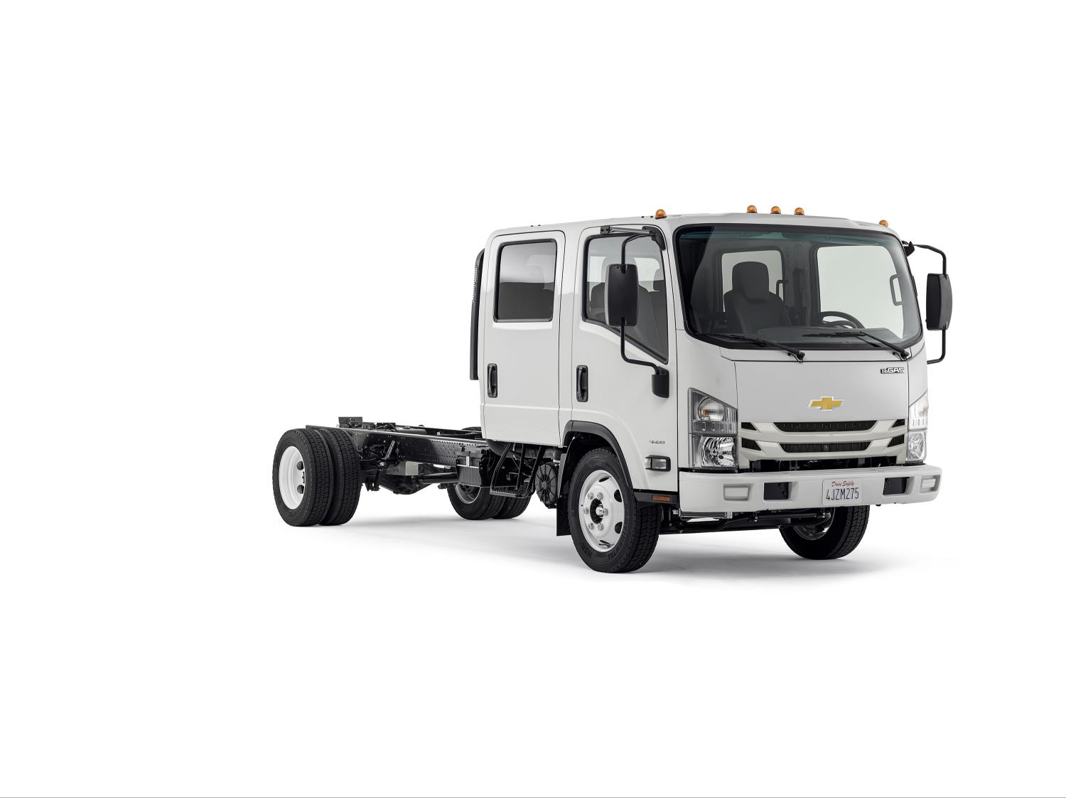 Chevrolet Low Cab Forward Truck Priced at $40,900 ...