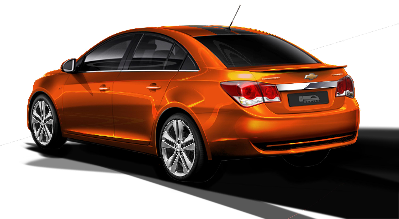 Chevrolet Prepared Five Concept Vehicles For Sema