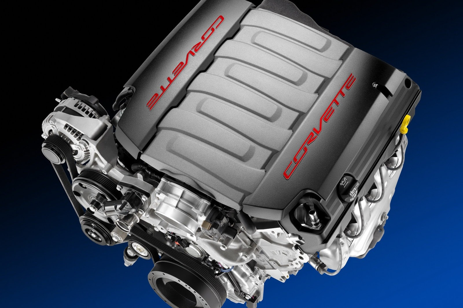 Chevrolet Reveals Gen Lt V For C Corvette Hp Liter Video Photo Gallery