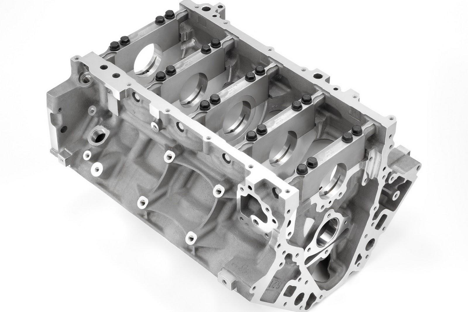 Chevrolet Reveals Gen 5 LT1 V8 For C7 Corvette 450 HP 62