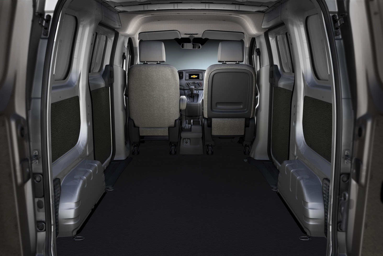 Chevrolet's 2015 City Express Is a Rebadged Nissan NV200 Van