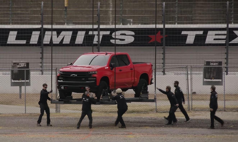 Chevrolet Silverado 1500 LT Trail Boss Hits the Hennessey ...