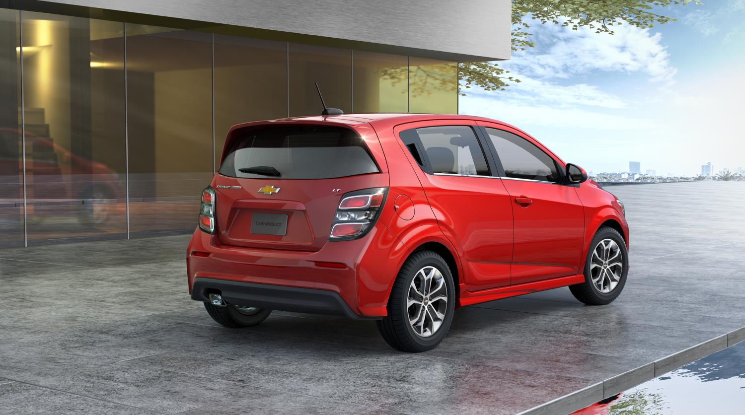 Chevrolet Sonic Will Stick Around Until on 2013 Chevy Sonic Lt Sedan Red