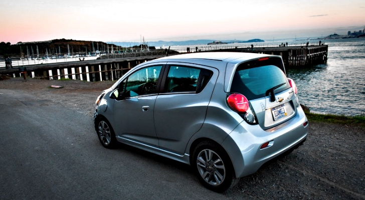 Hertz To Seconds >> Chevrolet Spark EV Revealed - autoevolution