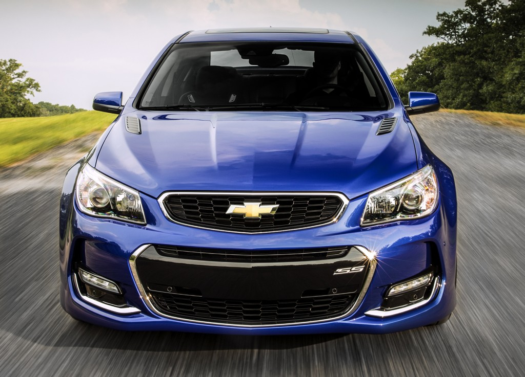 chevrolet ss gets thumbs up from consumer reports. Black Bedroom Furniture Sets. Home Design Ideas