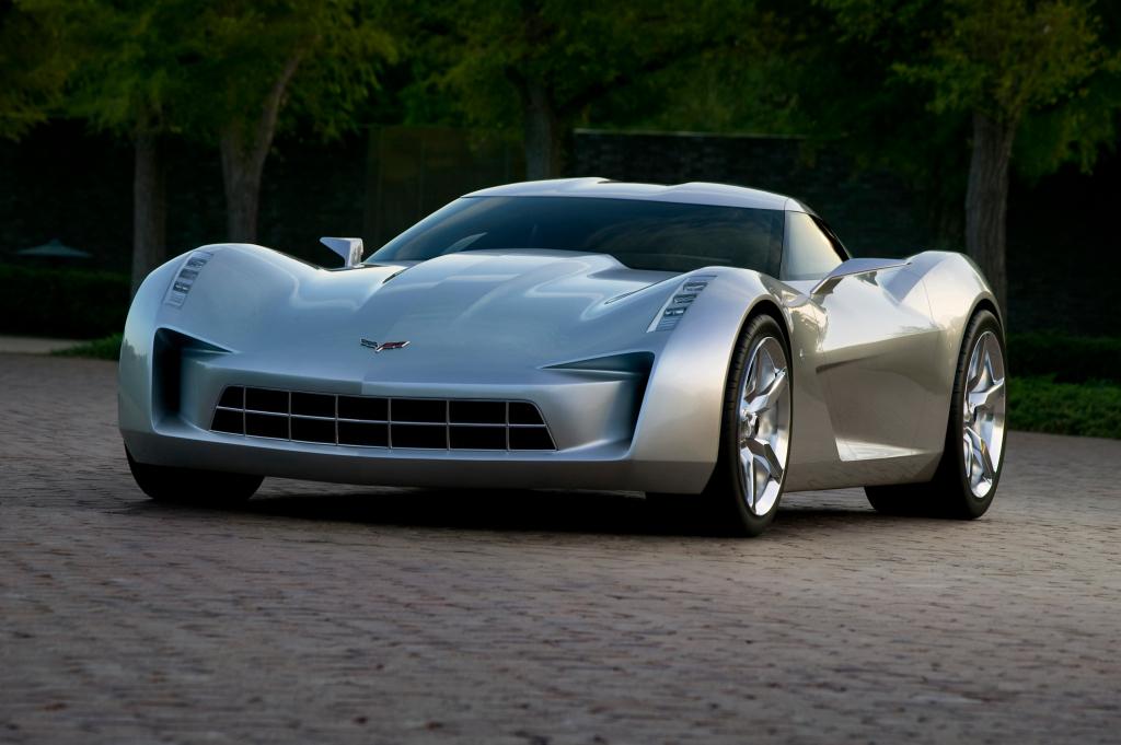 Junk Cars Chicago >> Chevrolet Stingray Concept is Sideswipe Transformer - autoevolution