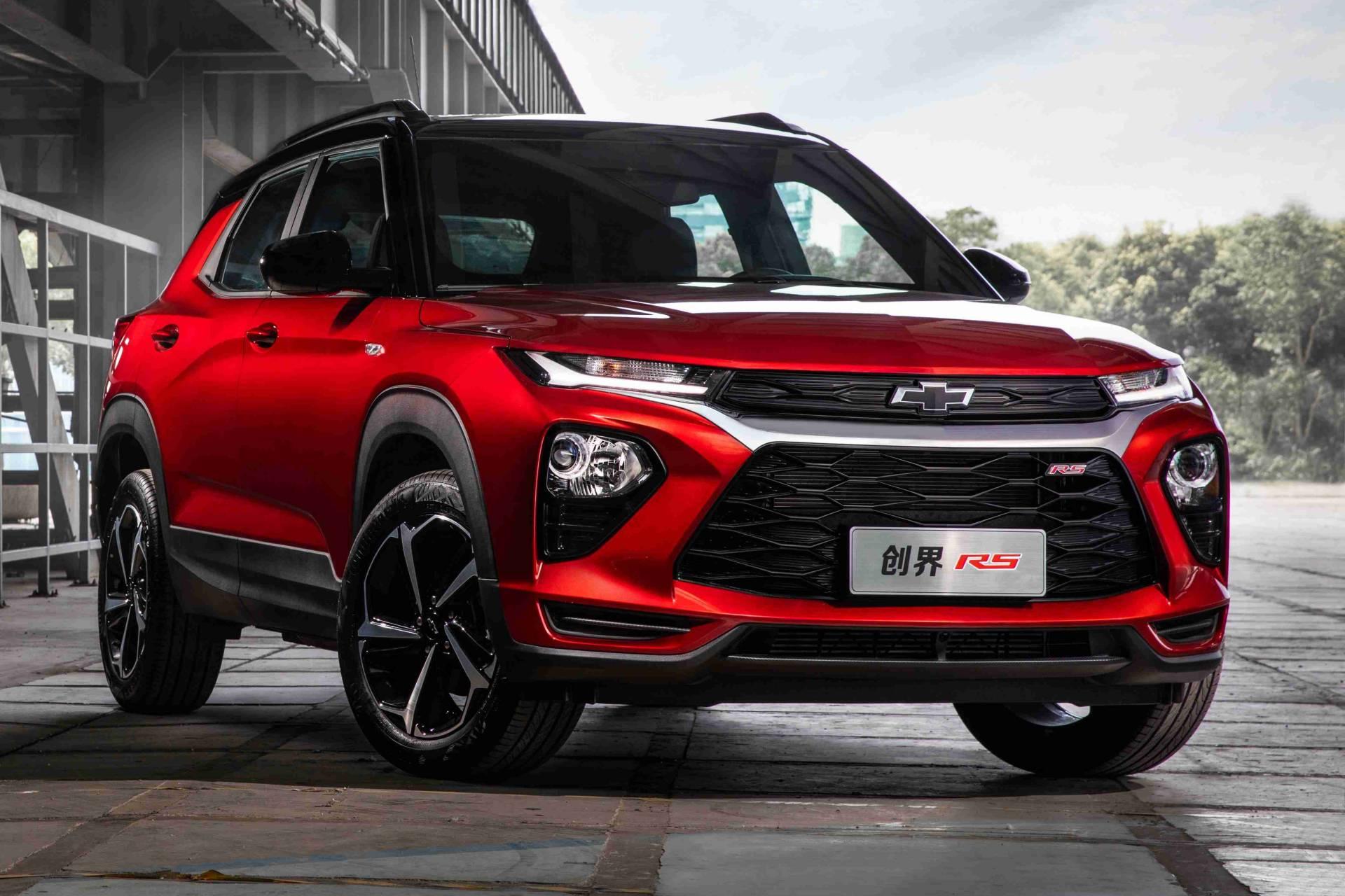 2020 Chevrolet Trailblazer Return And Release Date >> Chevrolet Trailblazer Returns For 2020 With Three Cylinder