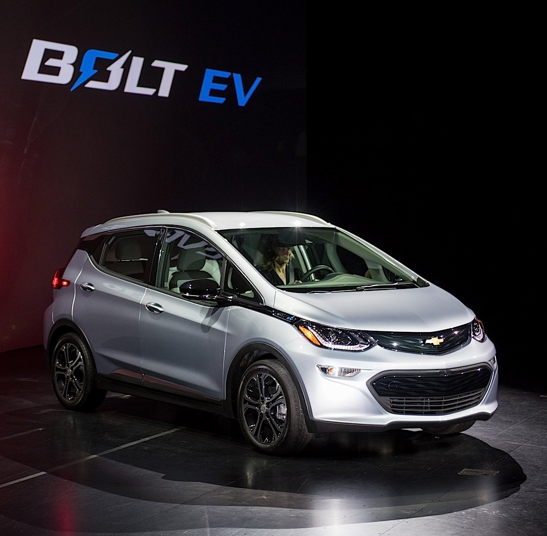 Chevrolet Volt Powertrain Engineer Now Leads Ev Offensive At General