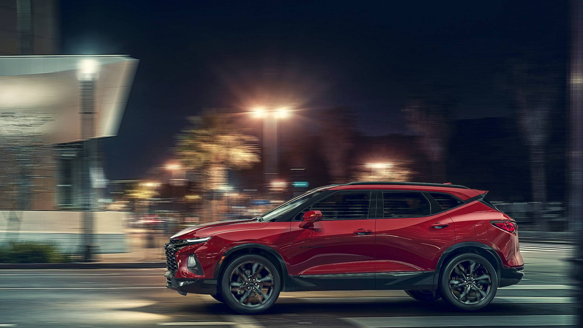 2019 Chevrolet Blazer is the Camaro SUV that Proves SUVs ...