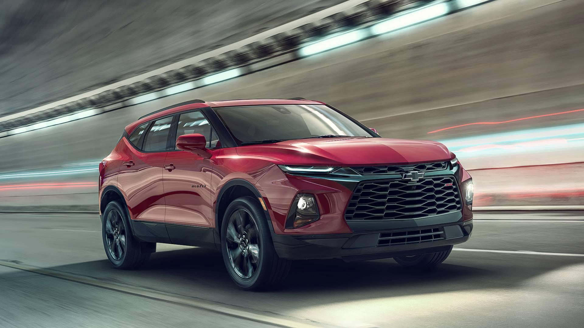 2019 Chevrolet Blazer is the Camaro SUV that Proves SUVs ...