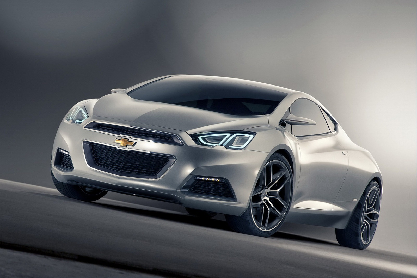 All Chevy chevy concepts : Chevy Code 130R and Tru 140S Concepts Coming to Geneva - autoevolution