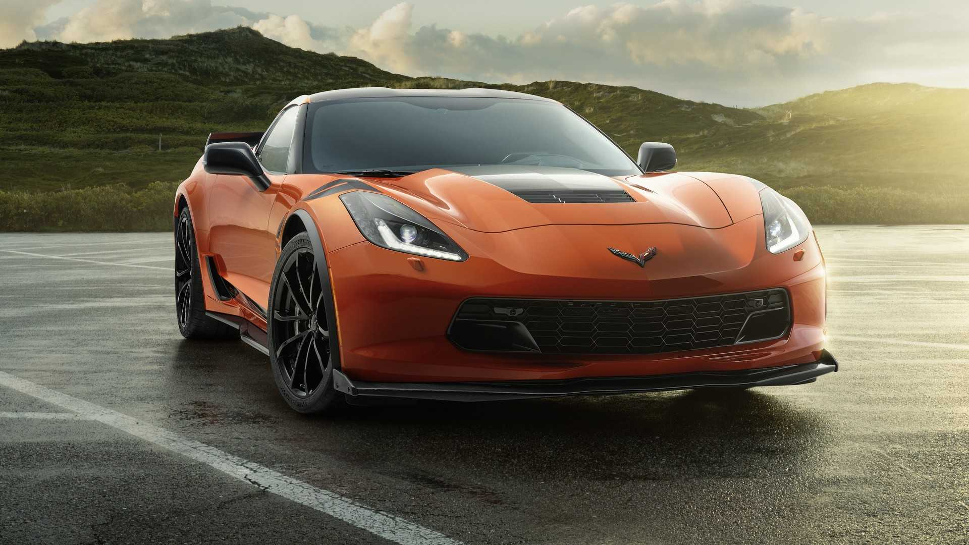 """Ultimate Corvette C7"" Is the Final Edition Of the C7 In ..."