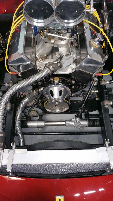chevy v 8 powered ferrari 250 gte_7 south coast internationals hot rod and custom car show coming