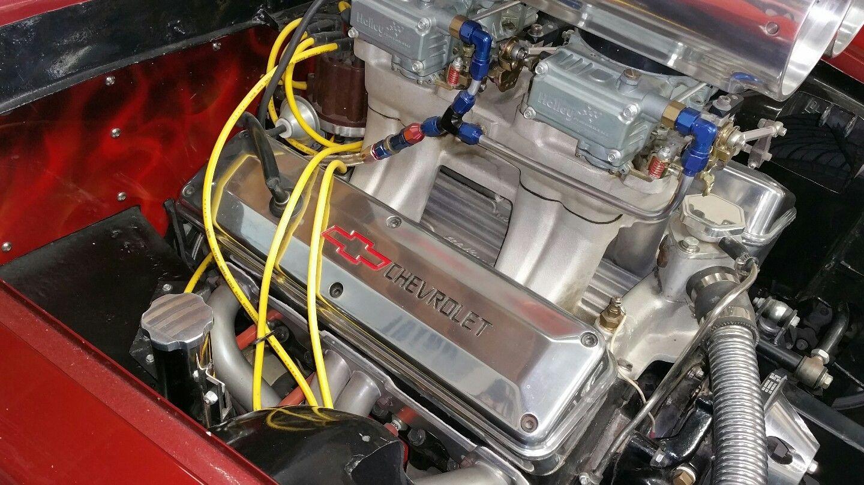chevy v 8 powered ferrari 250 gte_8 south coast internationals hot rod and custom car show coming