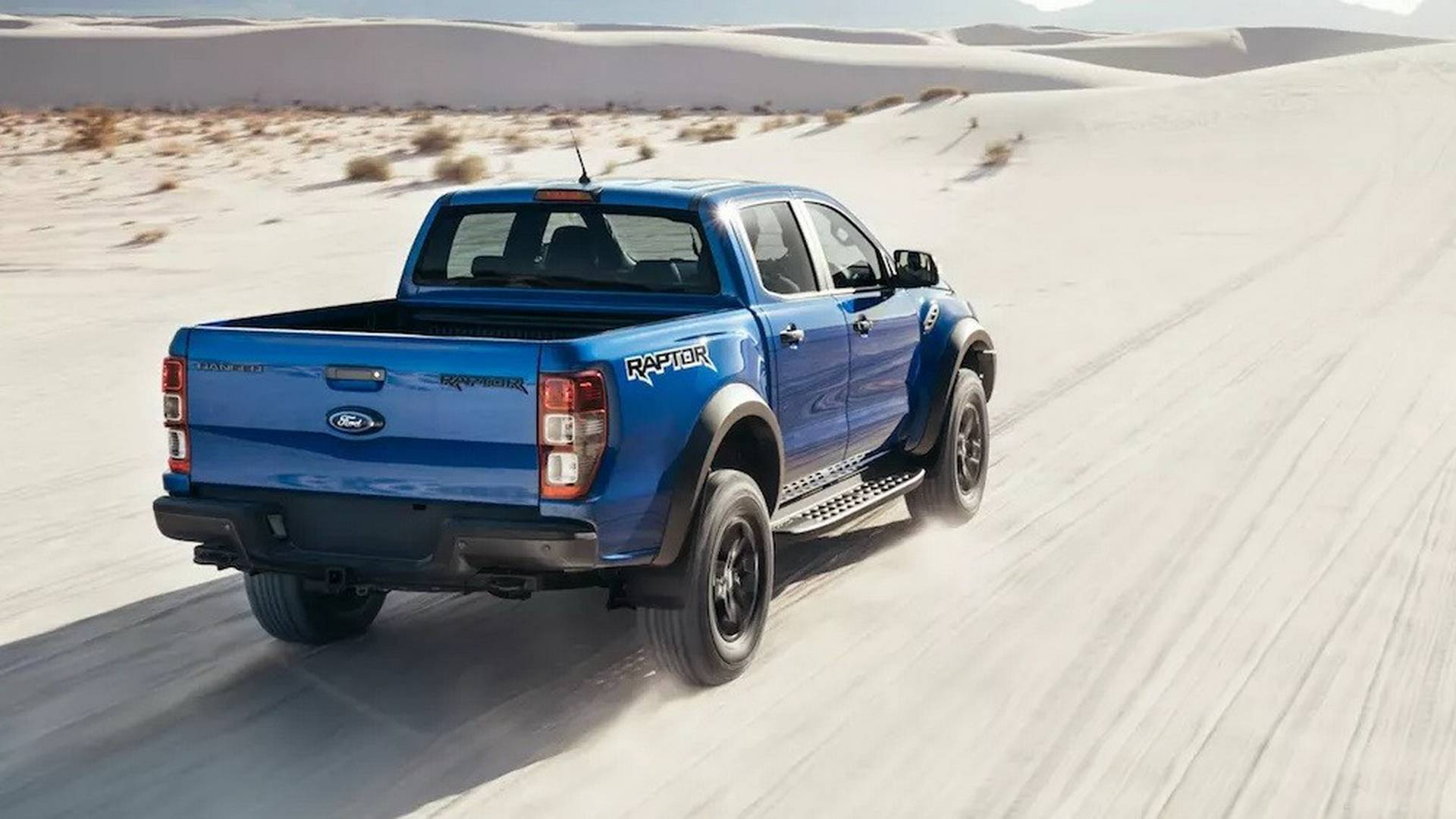 Chief Engineer Defends The 2019 Ford Ranger Raptor's Diesel Engine - autoevolution