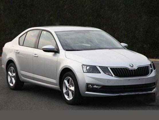 china made 2017 skoda octavia facelift has superb taillights autoevolution. Black Bedroom Furniture Sets. Home Design Ideas