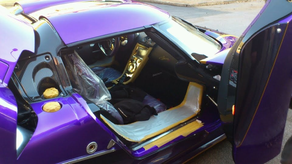 ... Koenigsegg Agera R Zinjin ...