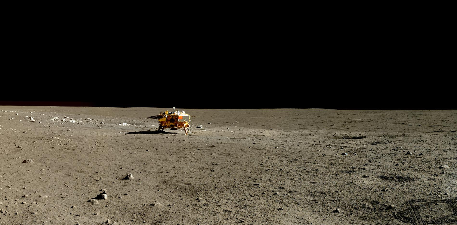 First Team Nissan >> China's First and Only Moon Rover, Yutu, is Officially ...