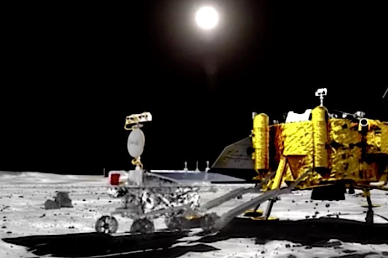 Stunning Scientists, NASA's Only Moon Rover Just Got Canceled