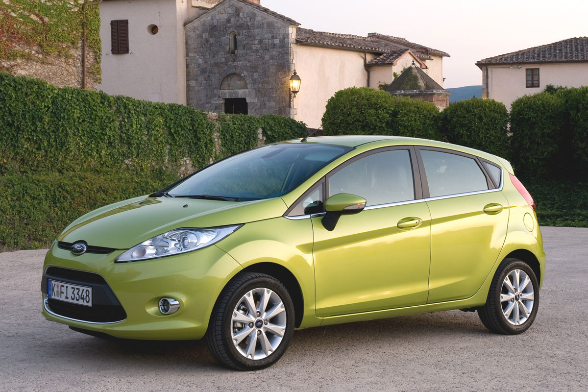 china starts production of 2009 ford fiesta autoevolution. Black Bedroom Furniture Sets. Home Design Ideas