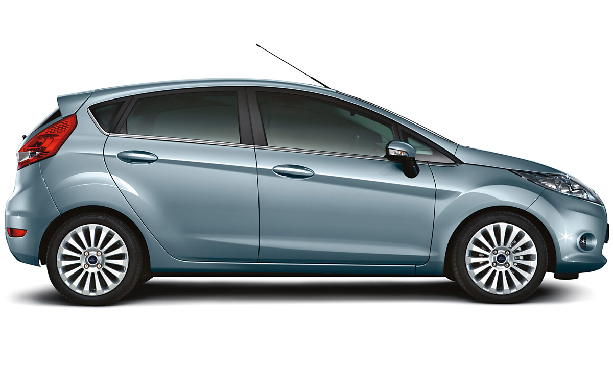 Ford Fiesta Sedan >> China Starts Production of 2009 Ford Fiesta - autoevolution