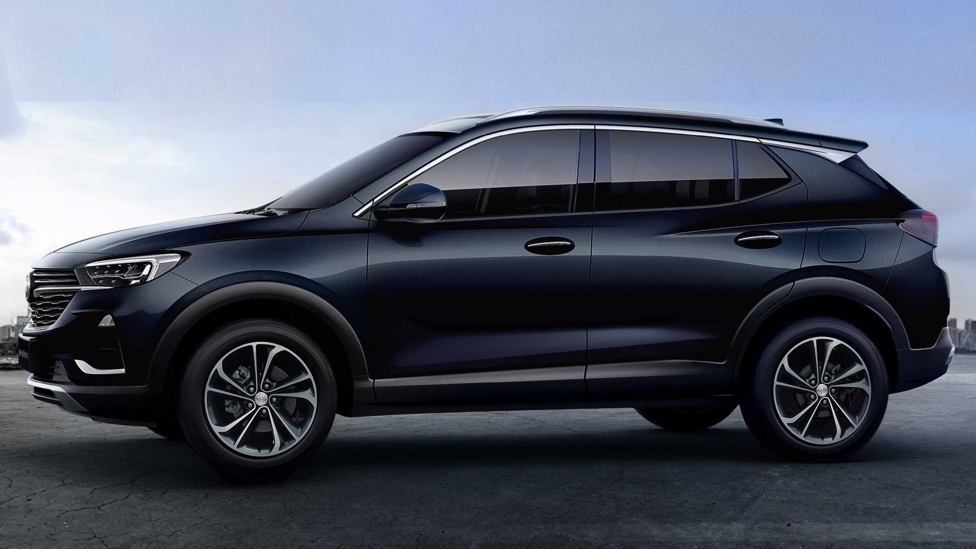 Chinese 2020 Buick Encore GX Could Join the Encore In the ...
