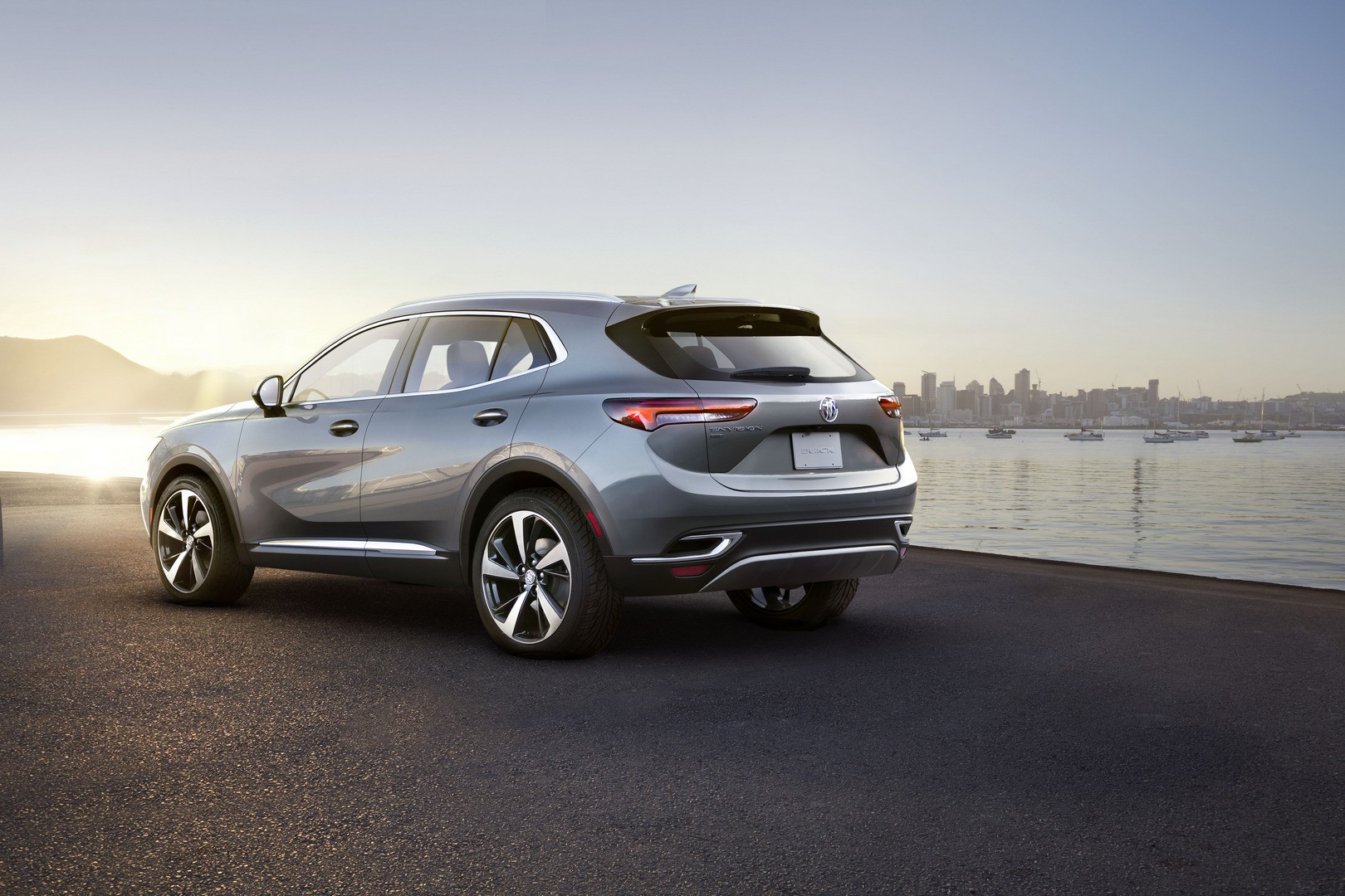 chinese 2021 buick envision interior shows premium traits
