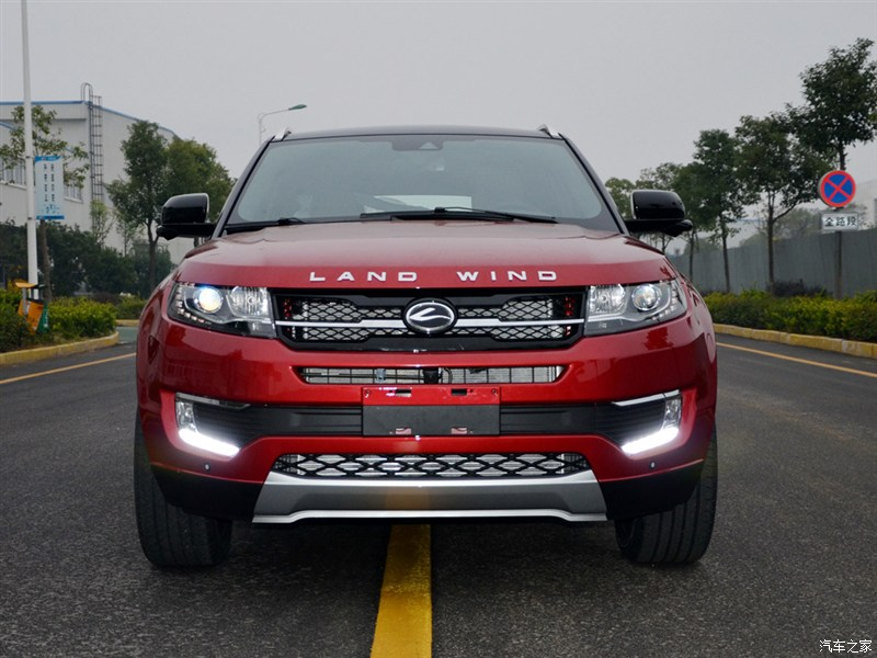 Chinese Car Company Clones Range Rover Evoque - autoevolution