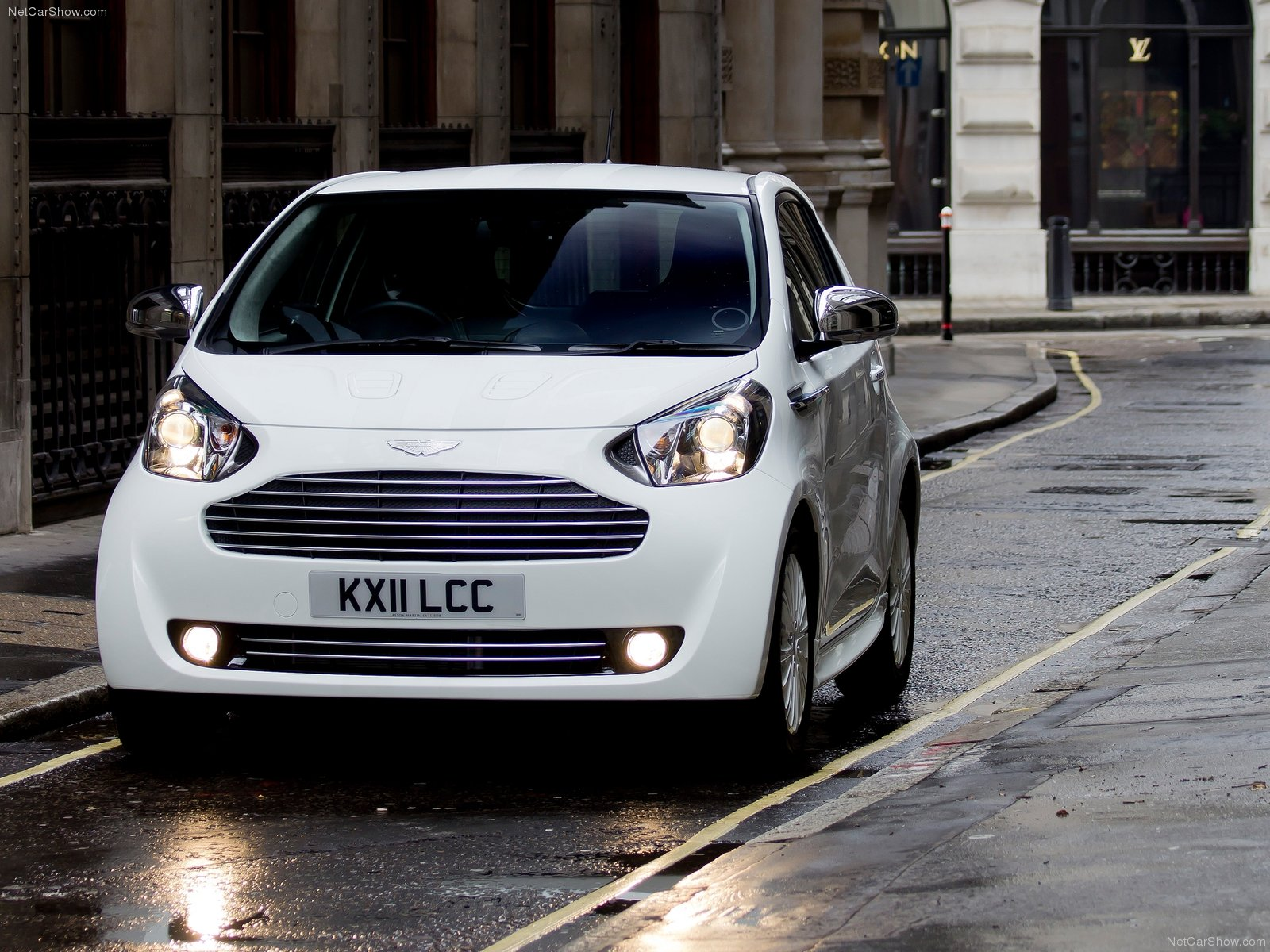 chinese electric car clones aston martin cygnet and ford ka