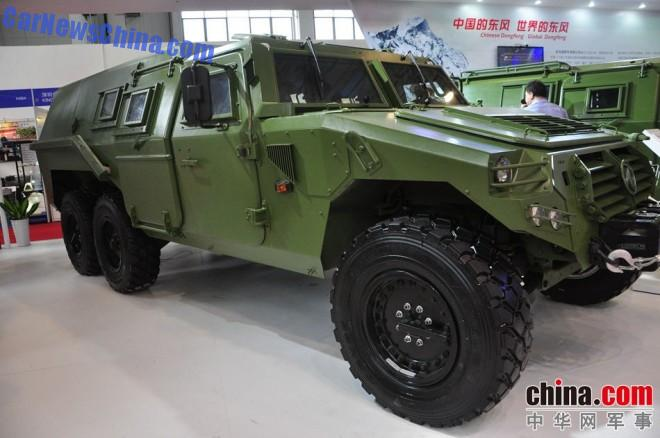 Chinese Humvee Clone Assault Vehicles Leave Soldiers Unprotected Autoevolution